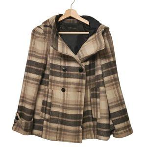 Zara multicolor coat